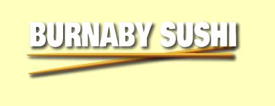 Burnaby Sushi Logo