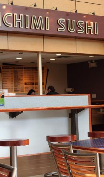 Ichimi Sushi in Brentwood Mall