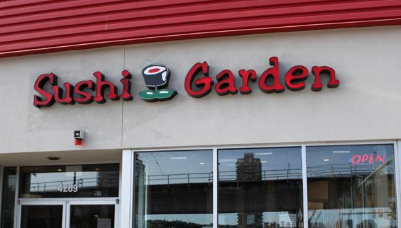 Sushi Garden Restaurant