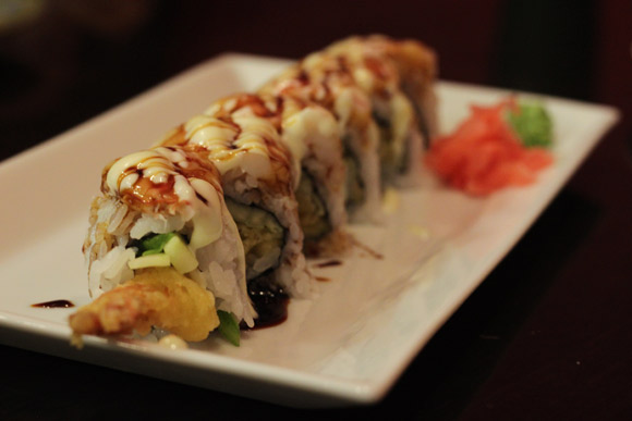 The Ebi Love Roll