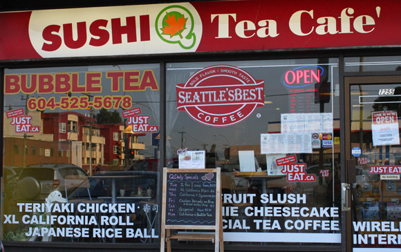 Sushi Q Tea Cafe