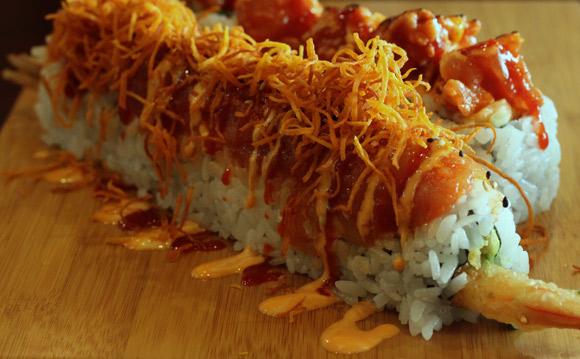 Special Rolls at Gaya Sushi