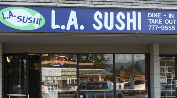 L.A. Sushi