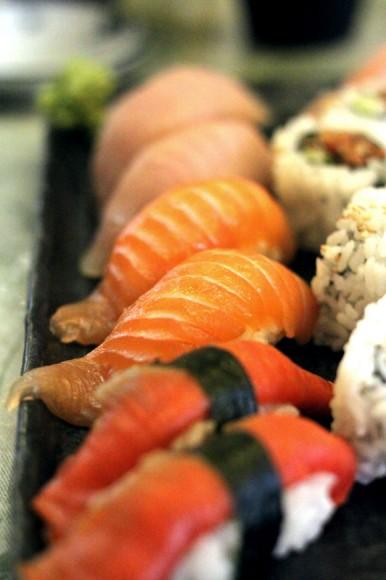 Fish at Kilala Sushi
