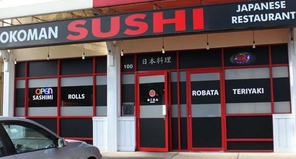 Okaman Sushi