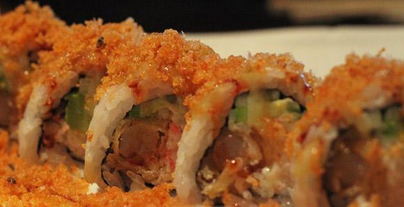 Crispy Roll at Okaman Sushi
