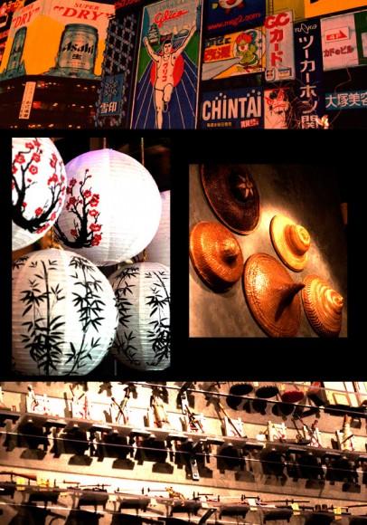 Sushi Moto Decorations