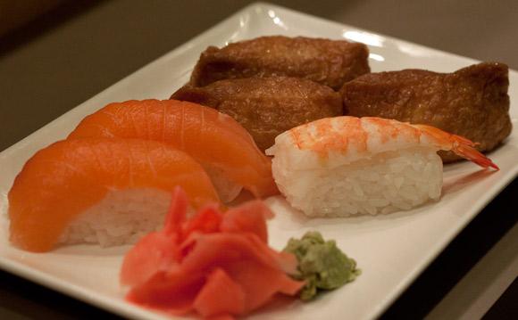 Ngiri at Town Centre Sushi