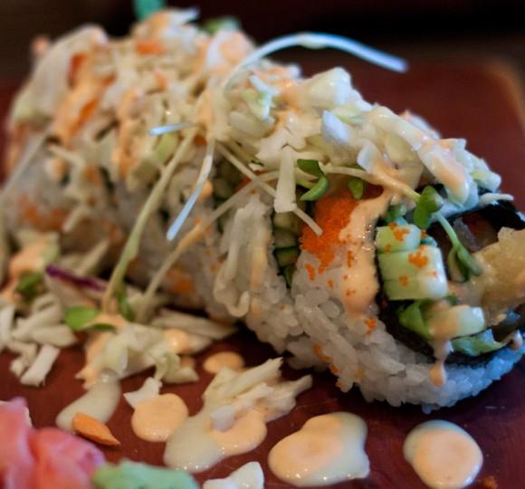Roll at Sushi Garden