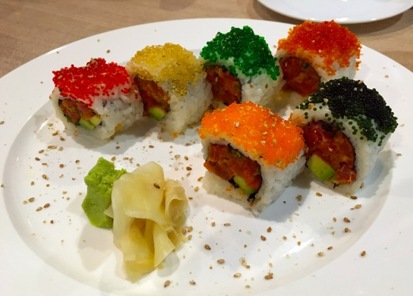 The Brooklyn Roll at Japolo