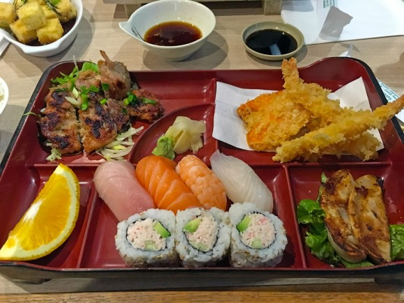 Dinner Box at Japolo