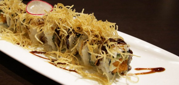 Energy Roll at Y sushi